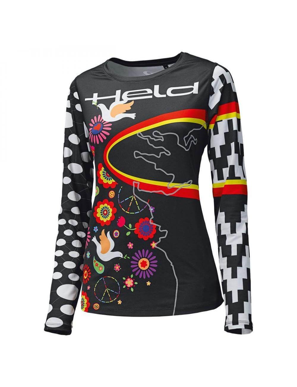 dámske funkčné tričko Style Top WMS